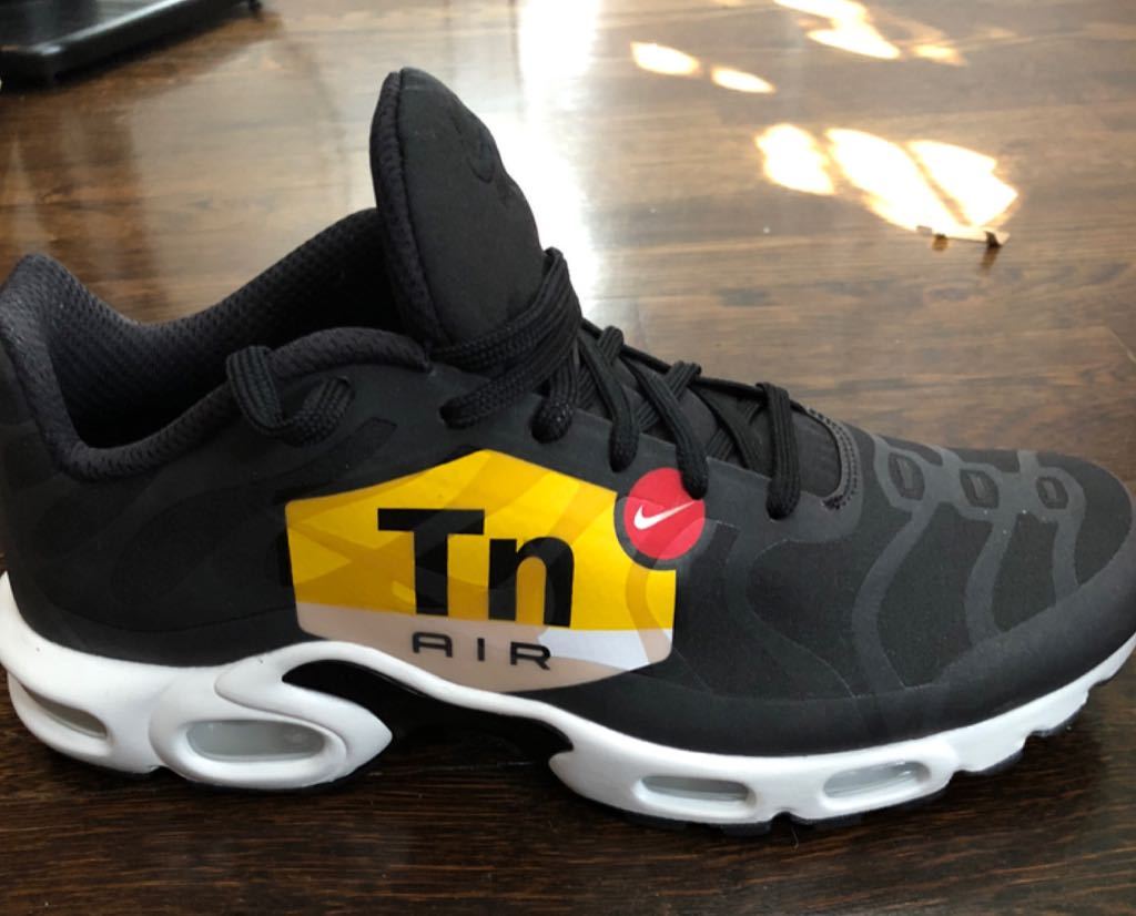 26d17fffaea Nike Air Max Plus Ns Gpx Shoe - Nike (Black white) - from Sort It Apps