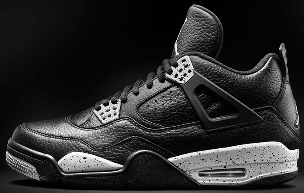 finest selection 486c8 3c850 ... get air jordan 4 retro oreo shoe air jordan black tech grey dae40 e2f88