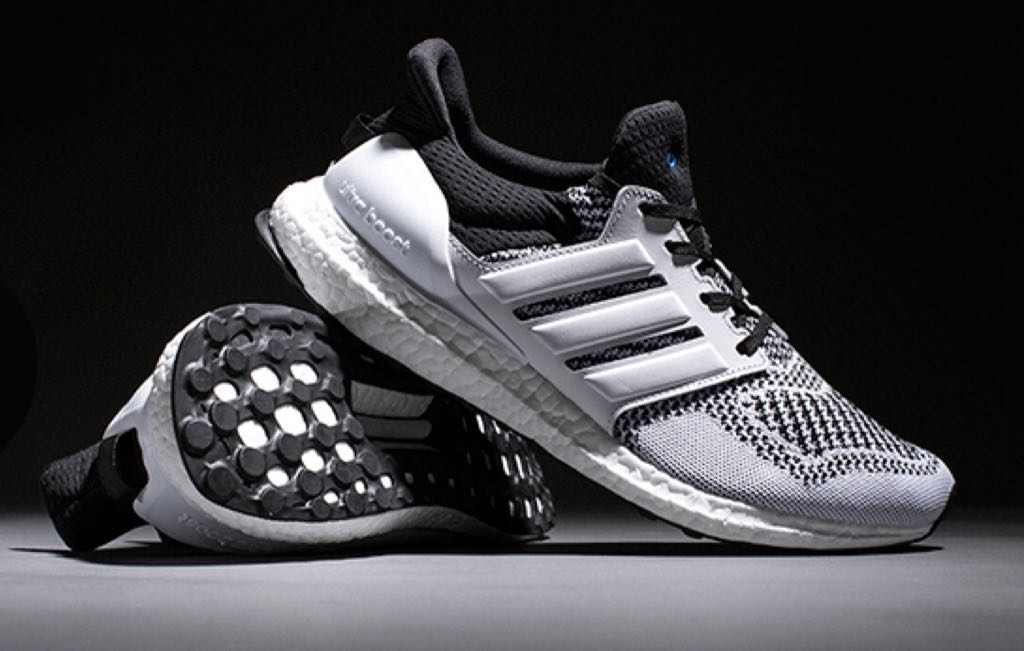 22287dfbe30 ... cheapest sneakersnstuff x adidas ultra boost shoe adidas black white  back image 9f66b 7742f