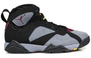 92021a39746d3e ... france air jordan 7 retro shoe nike air black light graphite bordeaux  909a4 0992f