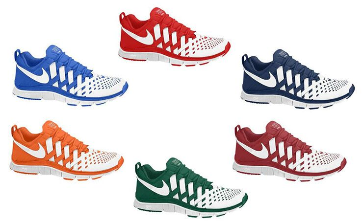 nike free trainer with air bubble