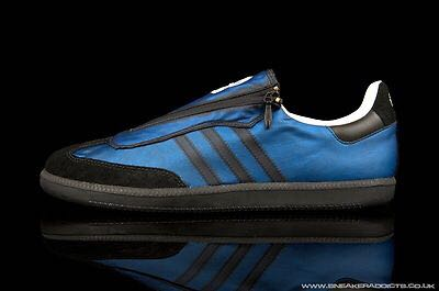 half off 25cf2 bba3a Samba Shoe - Adidas X Cp Company (Blue/Black) - from Sort It ...