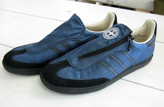 Samba Shoe Adidas X Cp Company (BlueBlack) from Sort It