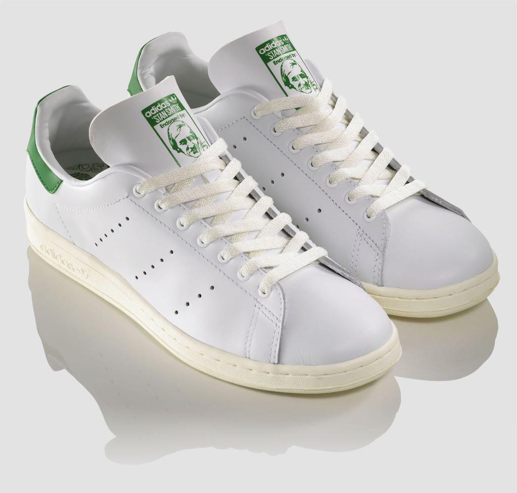 Adidas Stan Smith Shoe - Adidas (White