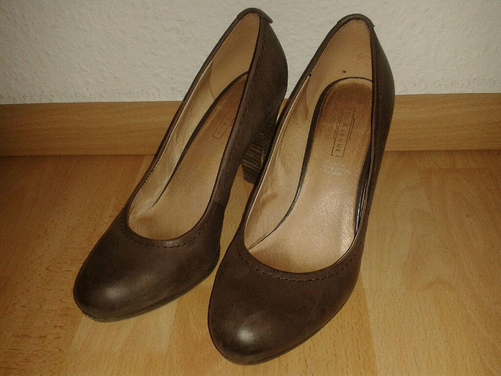 new style f5e7b 6812e braune Pumps Shoe - Easy Street (Braun) - from Sort It Apps