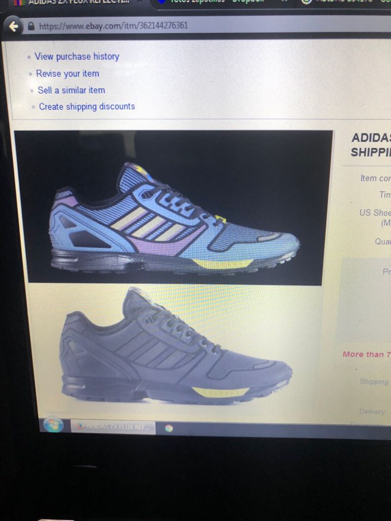 cheap for discount eb2dc c65c9 Adidas ZX Flux Xeno B54176 Shoe - from Sort It Apps