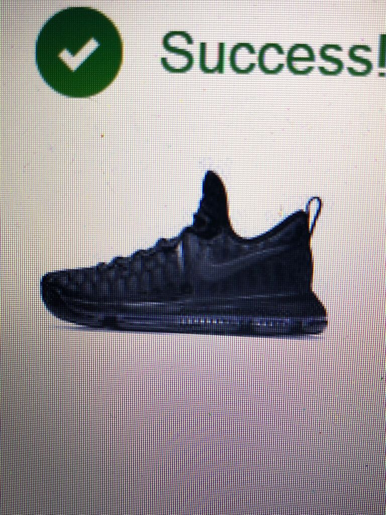 on sale d2033 738d5 coupon code for nike kd 9 all hvit room 29398 fa869
