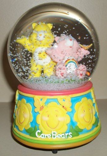 Care Bears Snowglobe front image (front cover)