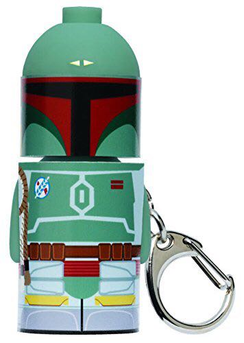 Boba Fett Stack-Ems Keychain Star Wars - BFI (2006) front image (front cover)
