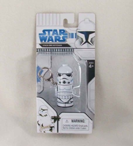 Stack-Ems Keychain Stormtrooper Star Wars front image (front cover)