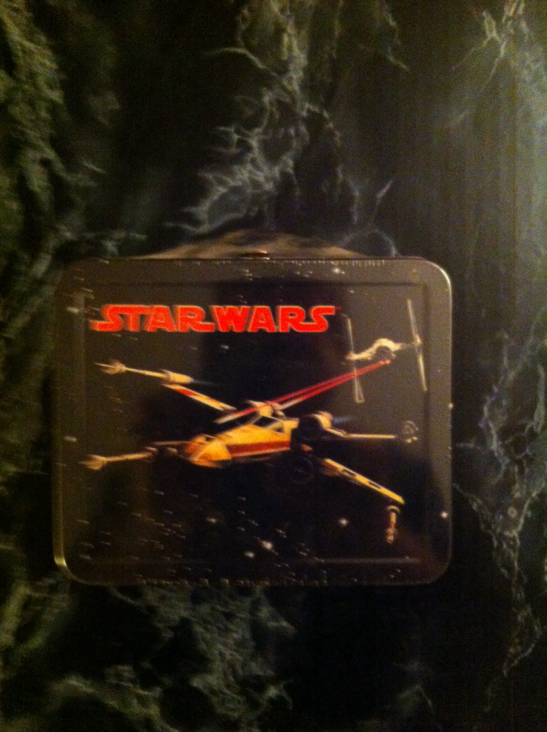 Lunch Box Star Wars Hallmark Star Wars - Hallmark (1999) front image (front cover)