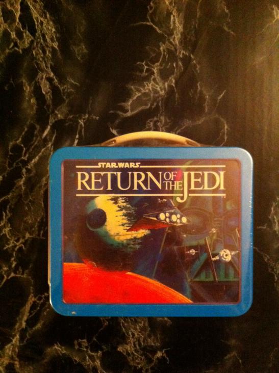 Lunch Box Return Of The Jedi Hallmark Star Wars - Hallmark (2000) front image (front cover)