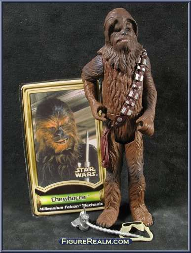 Star Wars Chewbacca Millennium Falcon Mechanic Star Wars front image (front cover)
