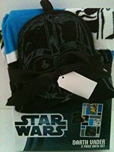 Darth Vader 2 Piece Bath Set Star Wars - Jay Franco & Sons (2012) front image (front cover)