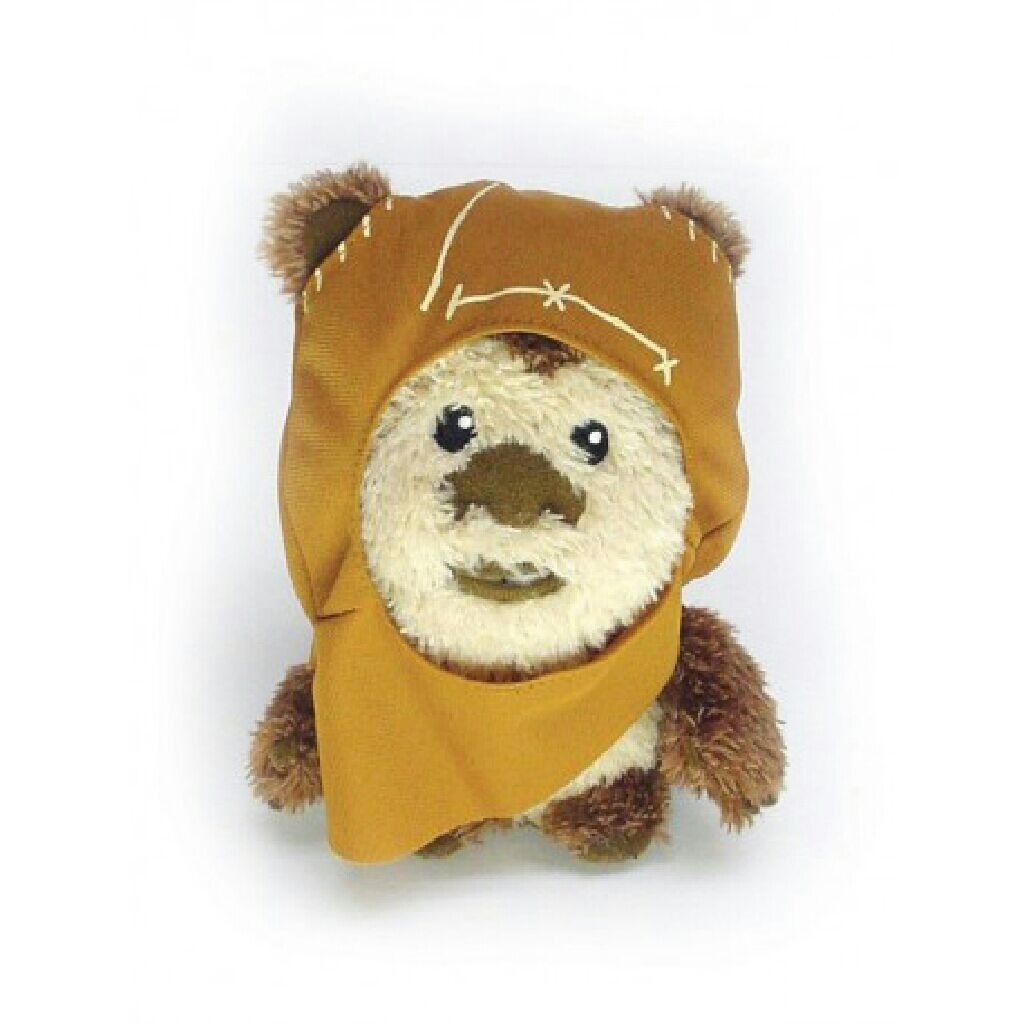 """Wicket 6"""" Plush Star Wars - Animal Magic B.V. front image (front cover)"""