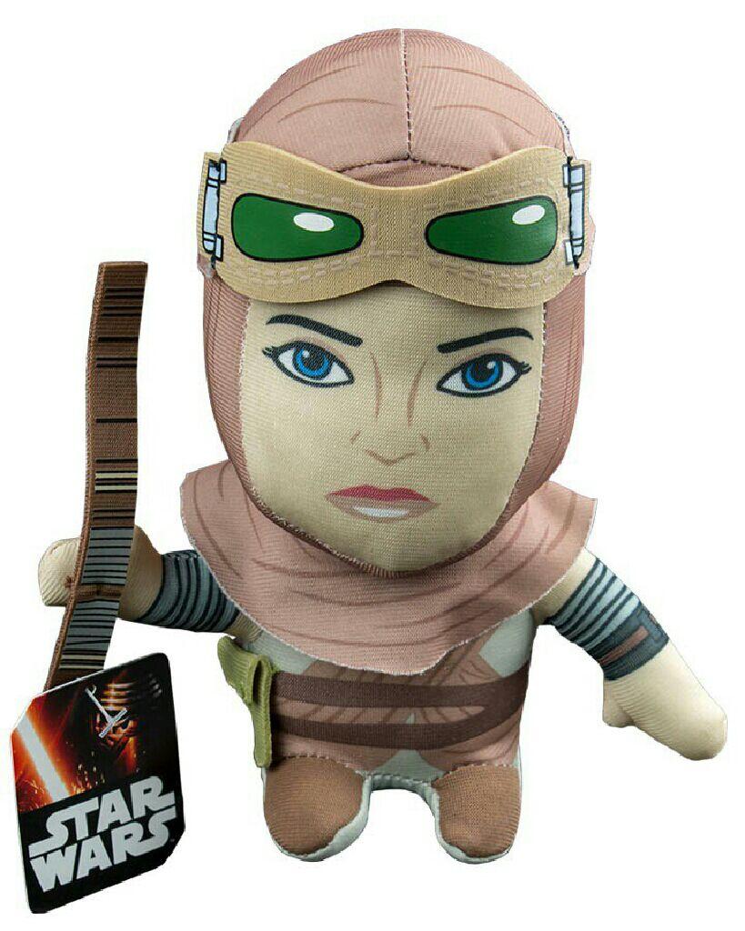 "Rey 6"" Deformed Plush Star Wars - Comic Images (2016) front image (front cover)"