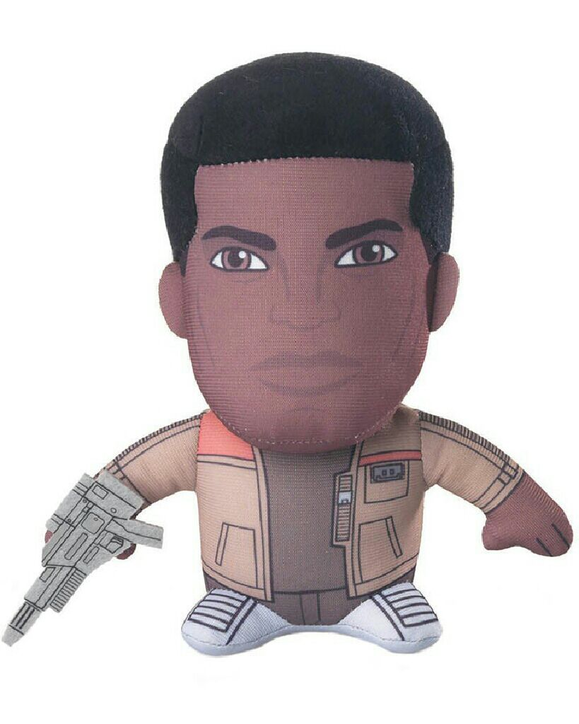 """Finn 6"""" Deformed Plush Star Wars - Comic Images (2016) front image (front cover)"""