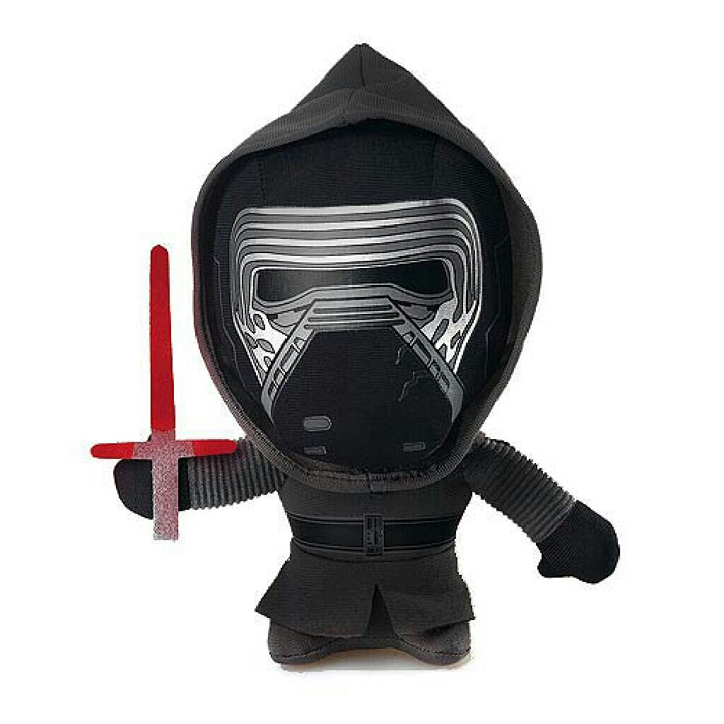 "Kylo Ren 6"" Deformed Plush Star Wars - Comic Images (2016) front image (front cover)"