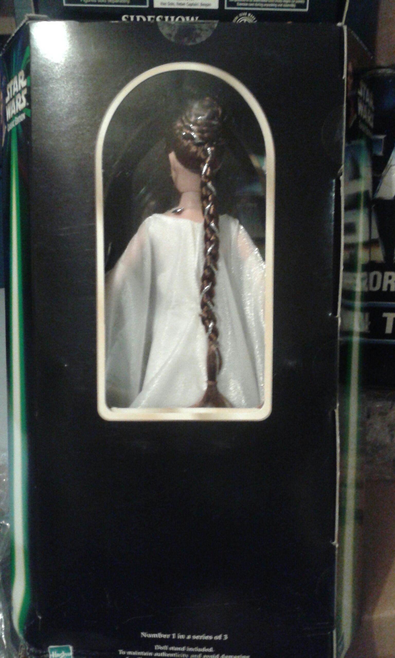 Princess Leia In Ceremonial Gown 1999 Portrait Edition... Star Wars ...
