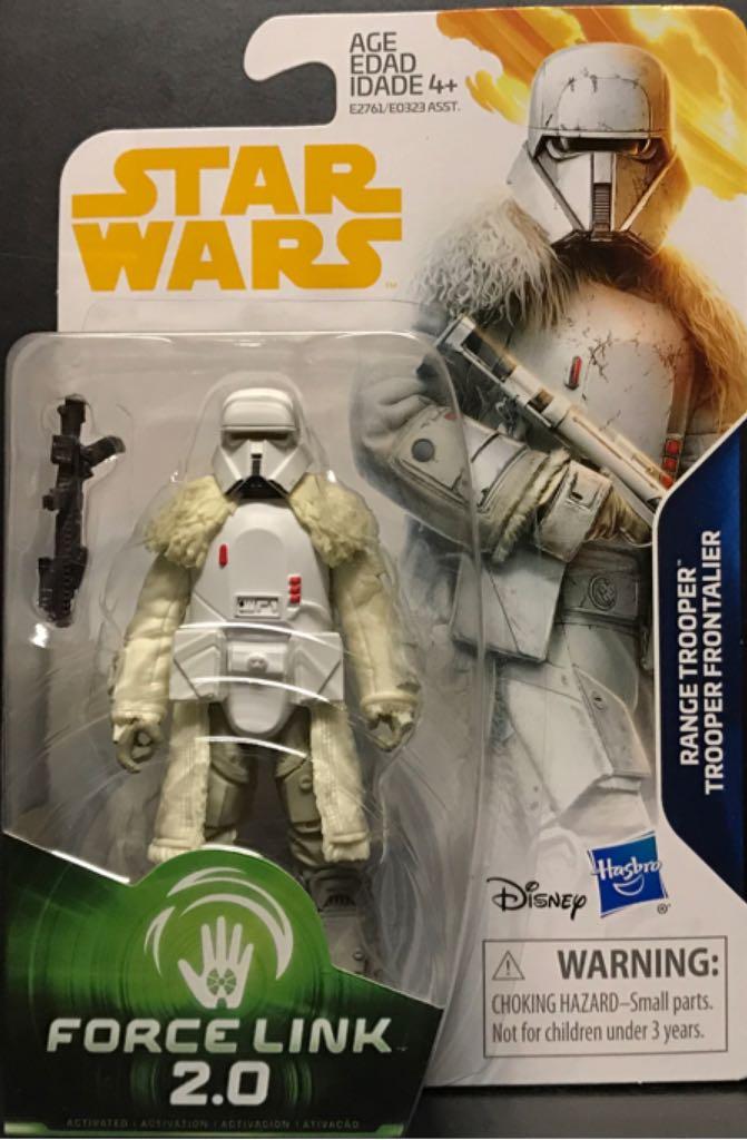 Range Trooper Star Wars - Force Link 2.0 (2017) front image (front cover)