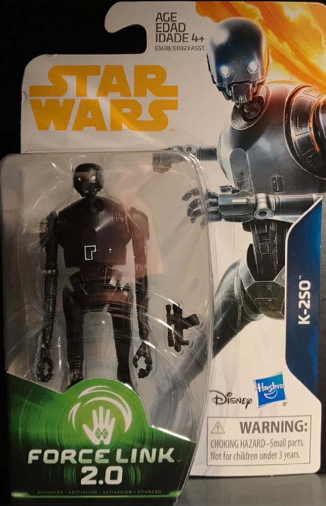 K-2SO Star Wars - Force Link 2.0 (2017) front image (front cover)