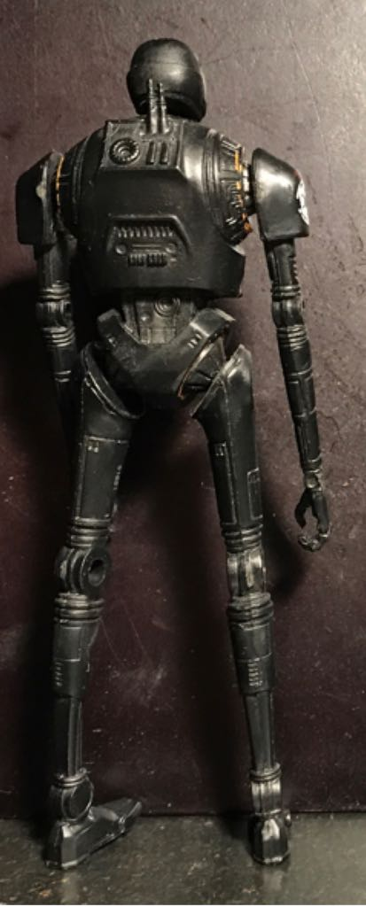 K-2SO Star Wars - Hasbro back image (back cover, second image)