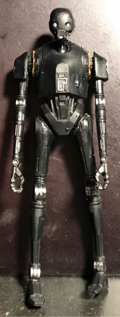 K-2SO Star Wars - Hasbro front image (front cover)