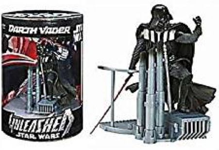 Star Wars Unleashed 30th Anniversary Collection Darth Vader Star Wars - Hasbro (2006) front image (front cover)