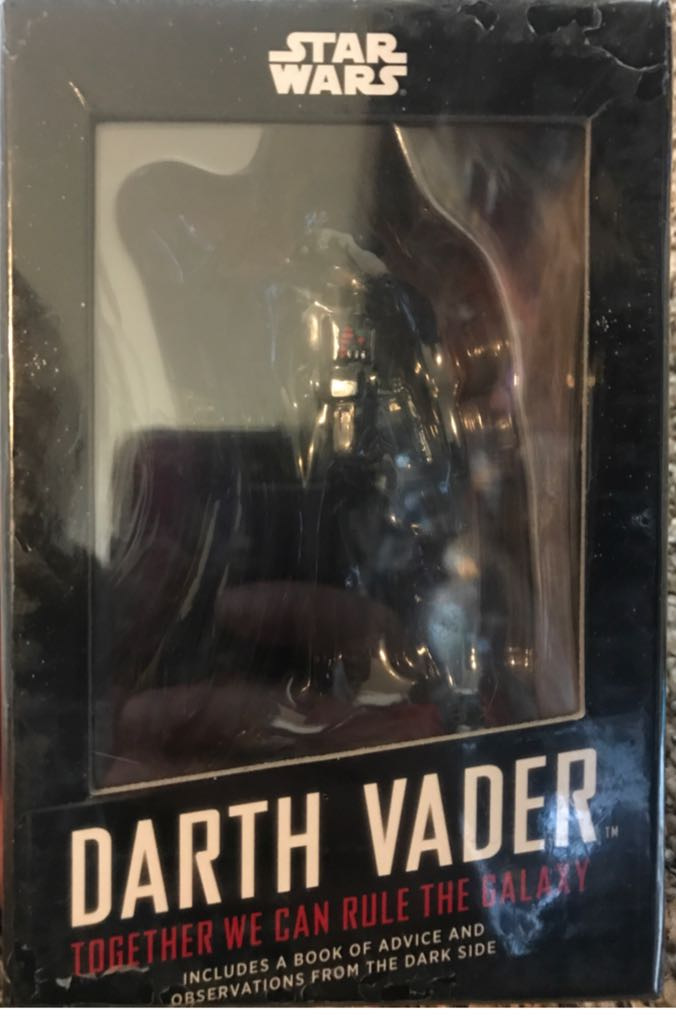 Star Wars Darth Vader In A Box Star Wars - Lucas Books (2012) front image (front cover)