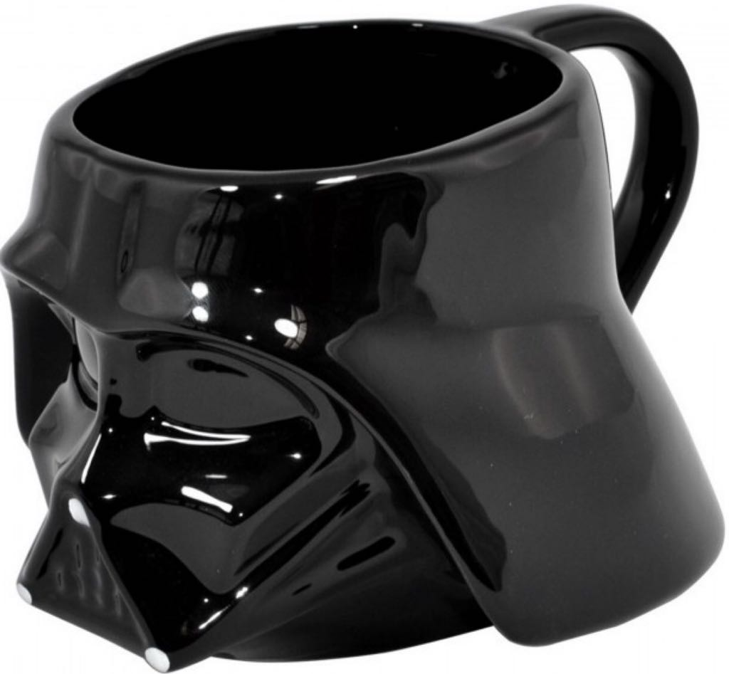 Star Wars Darth Vader Ceramic Mug Star Wars (2011) front image (front cover)