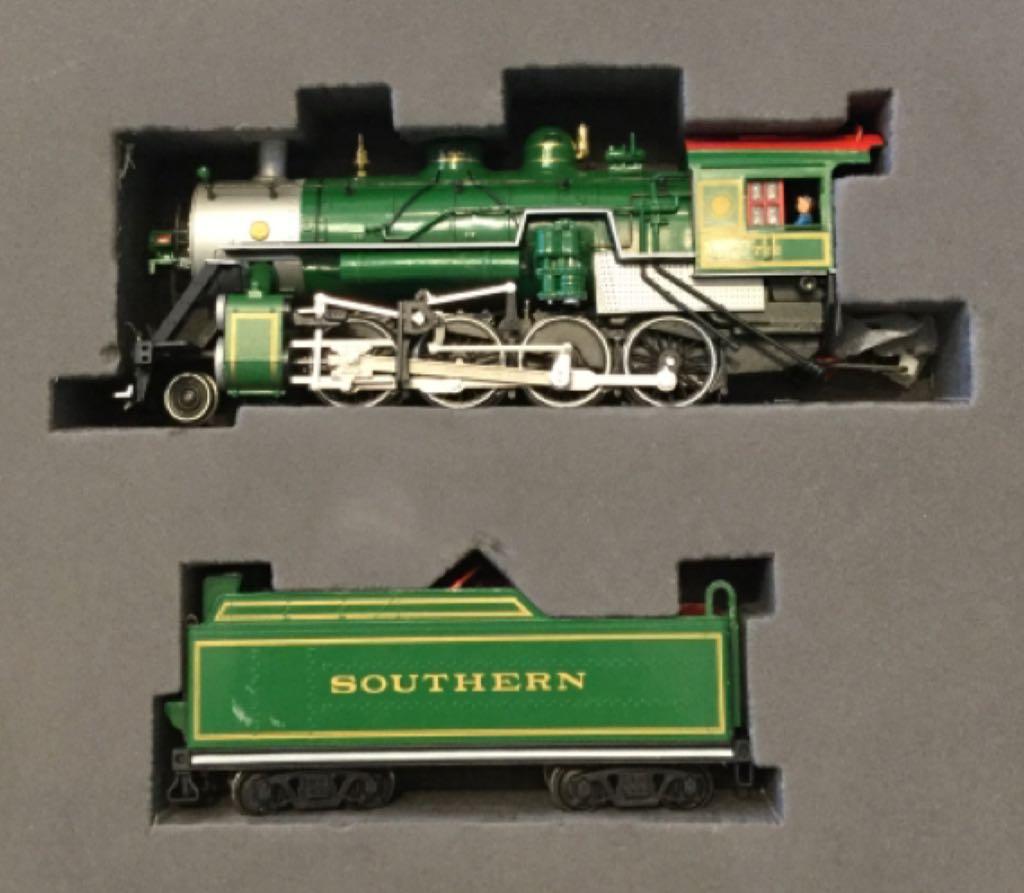 11413 Train - Bachmann (Spectrum) (Baldwin 2-8-0) front image (front cover)