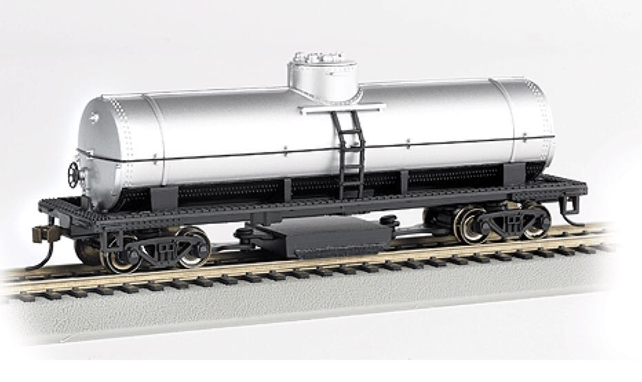 Track Cleaning Car Train - Bachmann (Freight Car) front image (front cover)