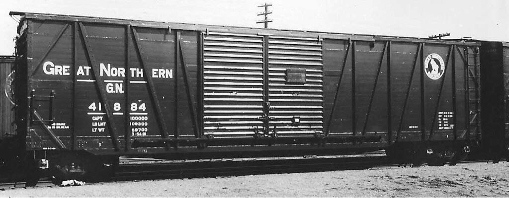 2001502-2 Train - Atlas (50' Single Sheathed Box Car) back image (back cover, second image)