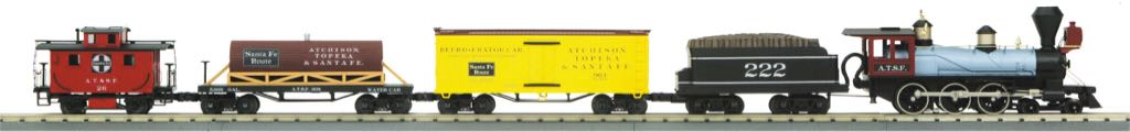 MTH 30-4157-1 Train - MTH (Box Set) front image (front cover)