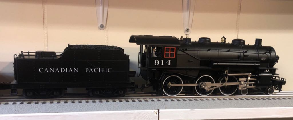 Steam Lionel 6-11202 Train - Lionel (4-6-0) front image (front cover)