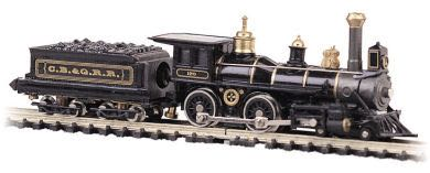 Bachmann 11752 Train - Bachmann front image (front cover)