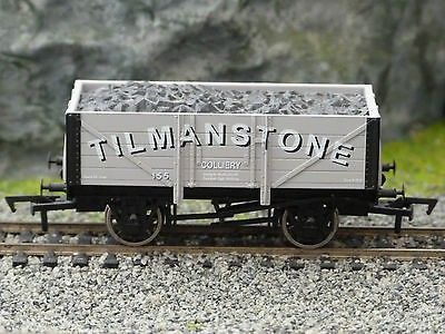 5 Plank Wagon 'Tilmanstone' 155 Train - Dapol (5 Plank Wagon) front image (front cover)
