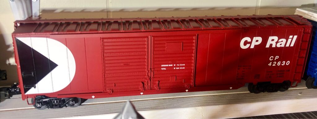 Boxcar Lionel 6-17756 Train - Lionel (50' AAR Double Door Boxcar) front image (front cover)
