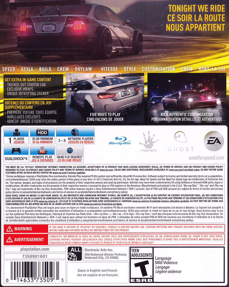Need For Speed Deluxe Edition Digital Video Game