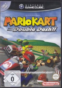 Mario Kart Double Dash Video Game Gamecube Germany