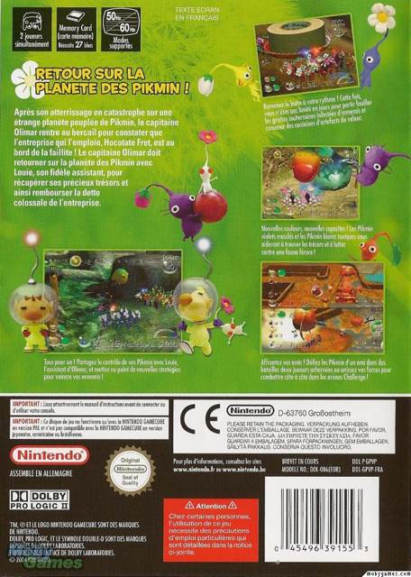Pikmin 2 Video Game Gamecube Australia From Sort It Apps