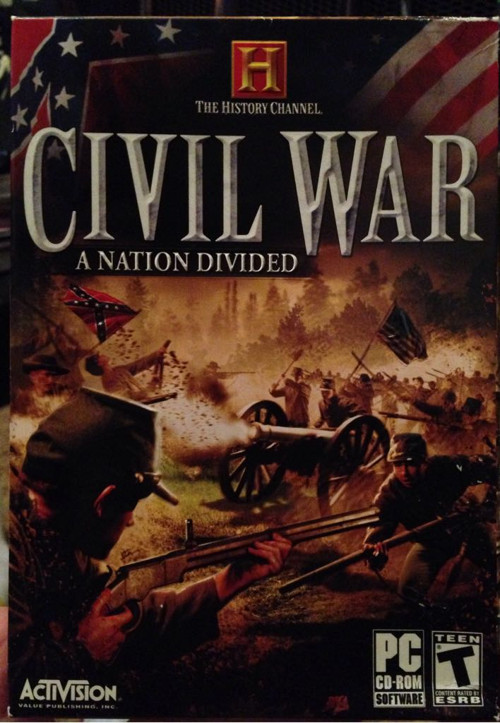The History Channel: Civil War – A Nation Divided Free Download