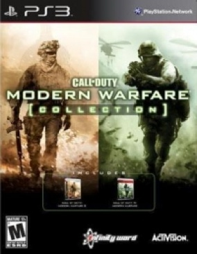 Call Of Duty: Modern Warfare (1 & 2) Collection Video Game
