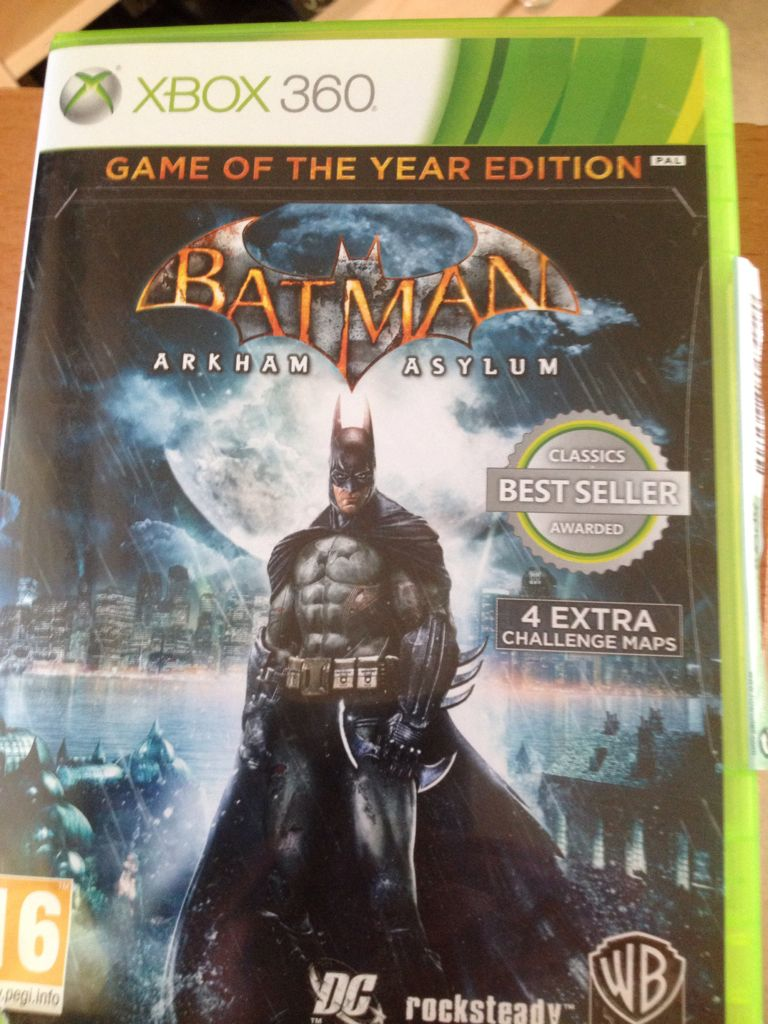 batman arkham city game of the year edition xbox 360 download