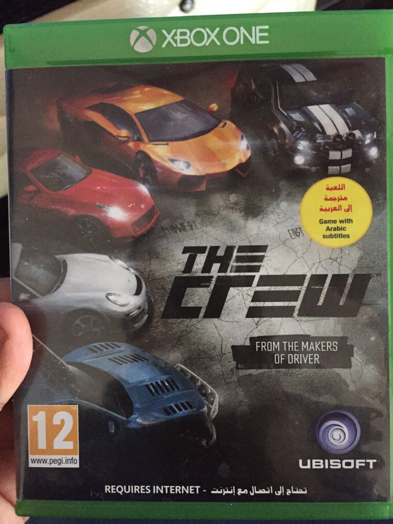 the crew video game xbox one uk from sort it apps. Black Bedroom Furniture Sets. Home Design Ideas