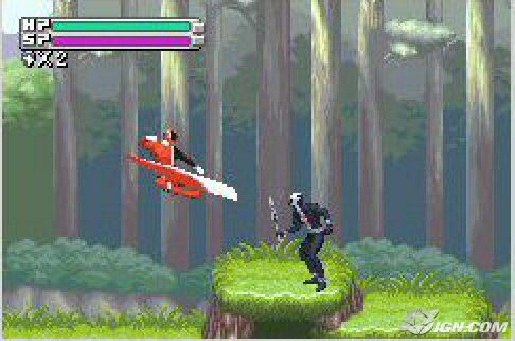 Power Rangers SPD for Advance SP/DS LOWL--K!! Video Game