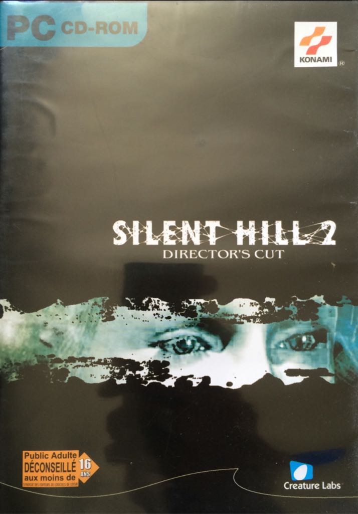 Silent Hill 2 Director S Cut Video Game Pc From Sort It Apps