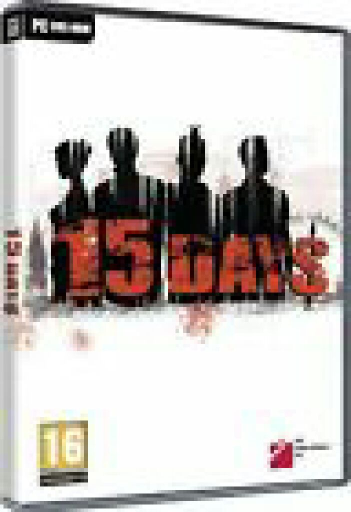15 Days Video Game - PC front image (front cover)