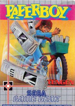 Paperboy Video Game - Sega Game Gear (UK) - from Sort It Apps