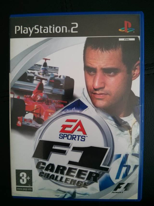 F1 Career Challenge Video Game - PS2 (France) - from Sort It Apps